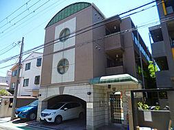 シャルマンフジ西宮弐番館[3階]の外観