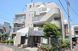 東京都墨田区京島2丁目の賃貸マンションの外観