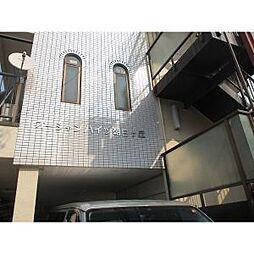 愛知県名古屋市名東区朝日が丘の賃貸アパートの外観