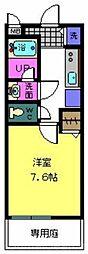 パルク浜寺[1階]の間取り