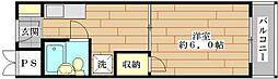 タイガーマンション[3階]の間取り