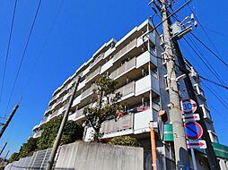 ヴァン新検見川[3階]の外観