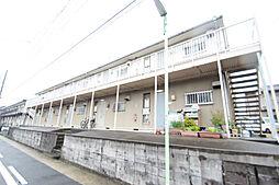 愛知県名古屋市天白区西入町の賃貸アパートの外観