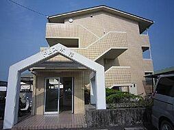 宮崎県宮崎市大字熊野の賃貸アパートの外観
