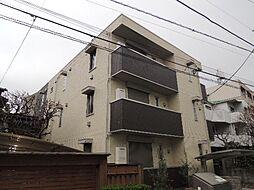 東京都世田谷区世田谷4丁目の賃貸アパートの外観