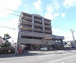 京都府京都市右京区常盤古御所町の賃貸マンションの外観