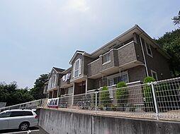 東京都町田市本町田の賃貸アパートの外観