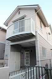 [テラスハウス] 愛知県名古屋市名東区藤森2丁目 の賃貸【/】の外観