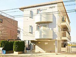 神奈川県藤沢市善行1の賃貸マンションの外観