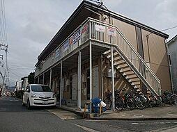 京都府宇治市大久保町平盛の賃貸アパートの外観