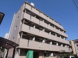 ペティパレス薬園台[5階]の外観