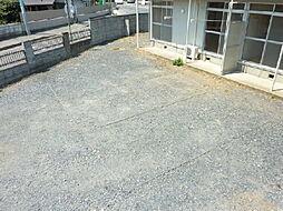 セントラルコーポ A棟[101号室]の外観