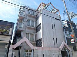 ギャレ田辺[4階]の外観