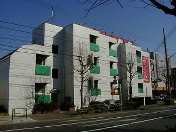 東京都府中市若松町2丁目の賃貸マンション