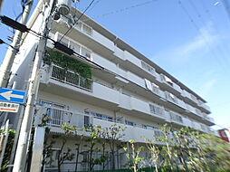 シャムロックコート西岡本[5階]の外観