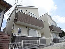 千葉県千葉市花見川区検見川町5の賃貸アパートの外観