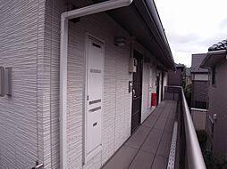 メゾンポメルII[1階]の外観