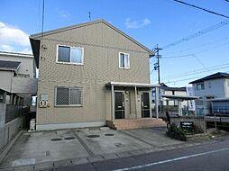 愛知県北名古屋市西之保神ノ戸の賃貸アパートの外観