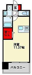 Legend113[903号室]の間取り