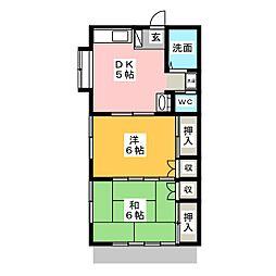 武蔵藤沢駅 4.6万円