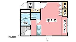 IZM I[2階]の間取り
