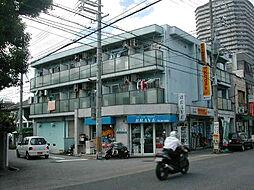 阪神不動産販売ビル[202号室]の外観