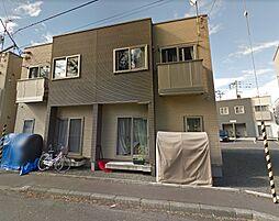 [タウンハウス] 北海道札幌市東区北二十六条東19丁目 の賃貸【北海道 / 札幌市東区】の外観