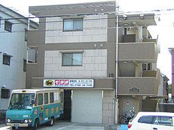 兵庫県西宮市中須佐町の賃貸マンションの外観
