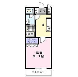 北花田駅 5.8万円