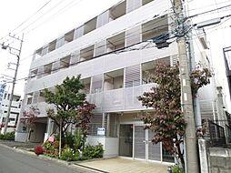 神奈川県大和市深見台3丁目の賃貸マンションの外観