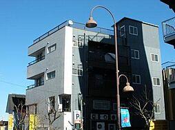 東京都荒川区西尾久1丁目の賃貸マンションの外観