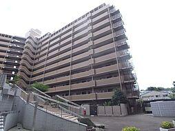朝日プラザCITYウエストヒル神戸[F705号室]の外観