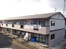 クレセントコート大澤[2階]の外観