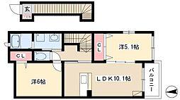 甚目寺駅 5.3万円