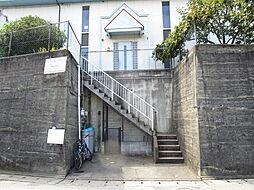 ファミーユ香住ヶ丘[203号室]の外観