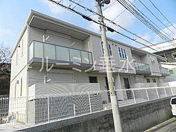 シャーメゾン福田[102号室]の外観
