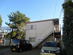 宮崎ハイツ[102号室]の外観