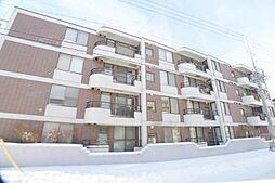 北海道札幌市中央区南七条西21丁目の賃貸マンションの外観