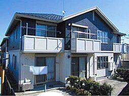神奈川県藤沢市善行6丁目の賃貸アパートの外観
