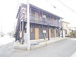 ブライトハイツ秋山[102号室]の外観