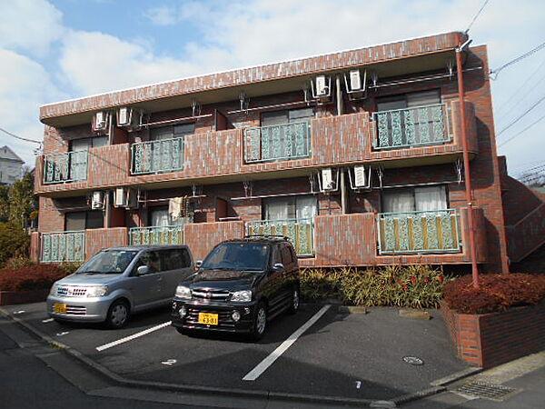 広陵荘2 2階の賃貸【神奈川県 / 平塚市】