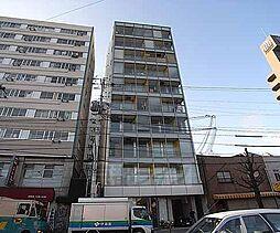 京都府京都市下京区本塩竈町の賃貸マンションの外観