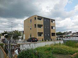 兵庫県伊丹市岩屋1の賃貸アパートの外観