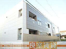 愛知県名古屋市南区鶴田1丁目の賃貸マンションの外観