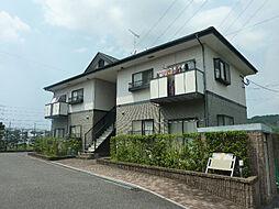 福岡県大野城市川久保3丁目の賃貸アパートの外観
