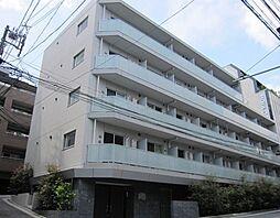 プレール・ドゥーク新宿中落合[104号室]の外観