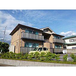 ひたち野ハイムヤマニ[1階]の外観