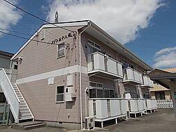 愛知県一宮市大和町妙興寺字三十八社前の賃貸アパートの外観