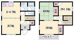 八家駅 5.5万円
