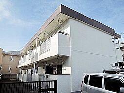 東京都小金井市緑町1丁目の賃貸マンションの外観